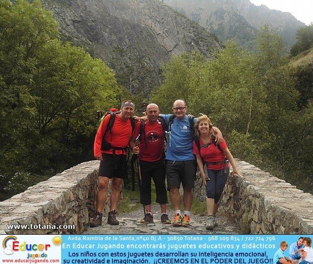 Viaje a los Pirineos, Club Senderista Totana - Verano 2013 - 19