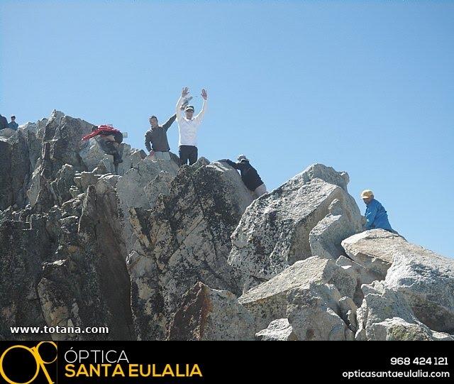 Viaje a los Pirineos, Club Senderista Totana - Verano 2013 - 25