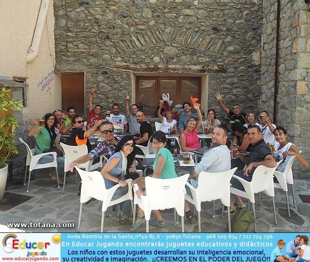 Viaje a los Pirineos, Club Senderista Totana - Verano 2013 - 28