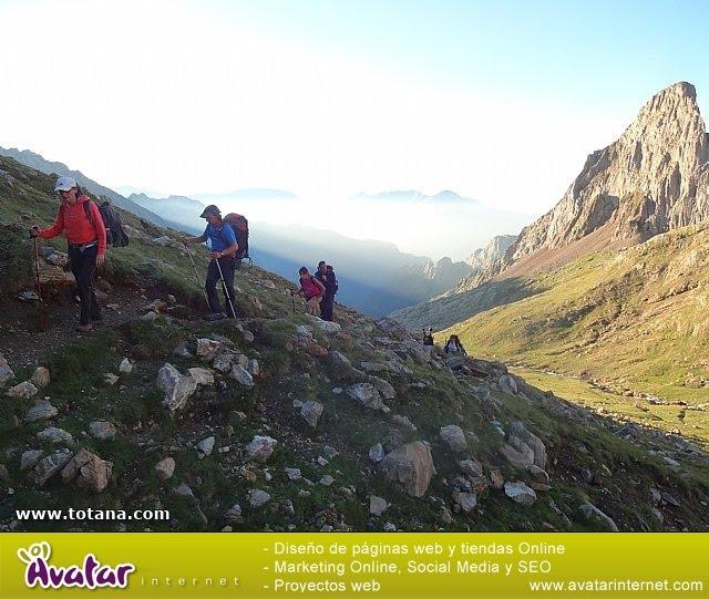 Viaje a los Pirineos, Club Senderista Totana - Verano 2013 - 30