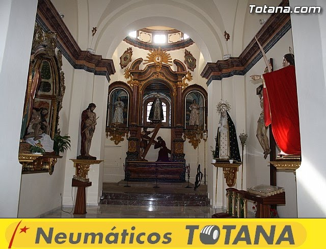 Pregón Semana Santa Totana 2012 - 2