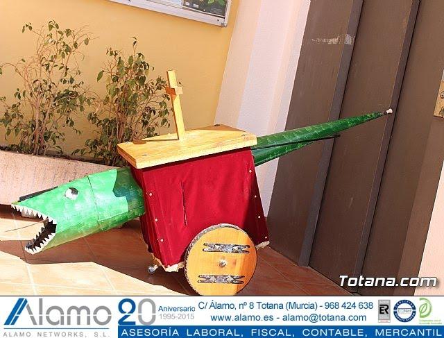 Procesión Infantil - Colegio Santa Eulalia. Semana Santa 2019 - 2