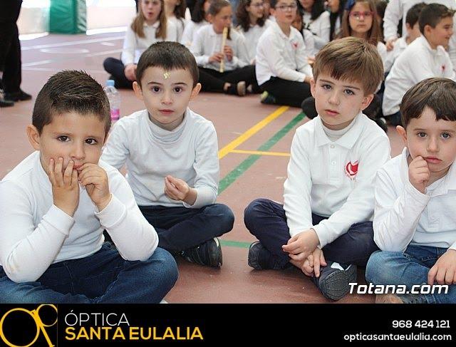 Procesión Infantil - Colegio Santa Eulalia. Semana Santa 2019 - 4
