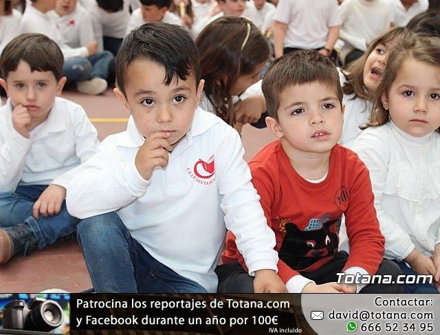 Procesión Infantil - Colegio Santa Eulalia. Semana Santa 2019 - 5