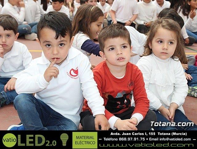 Procesión Infantil - Colegio Santa Eulalia. Semana Santa 2019 - 6