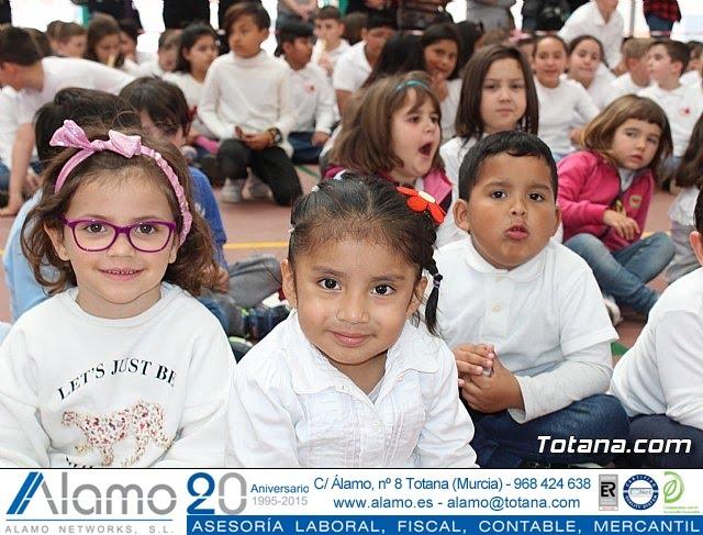 Procesión Infantil - Colegio Santa Eulalia. Semana Santa 2019 - 7