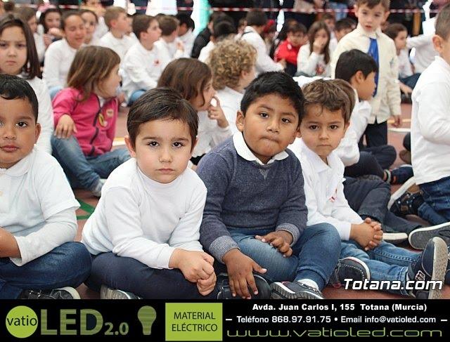 Procesión Infantil - Colegio Santa Eulalia. Semana Santa 2019 - 9