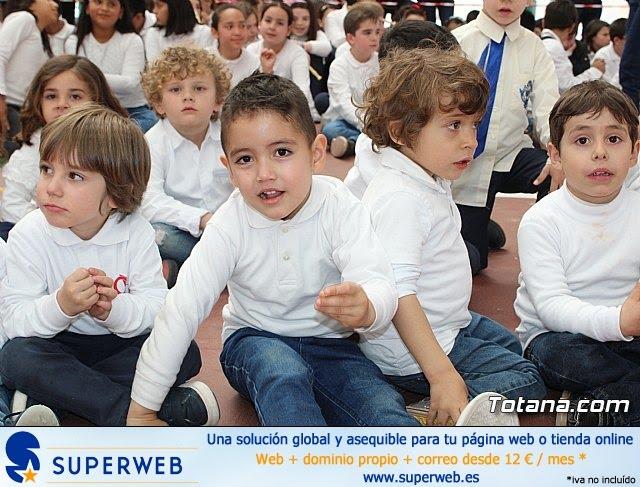 Procesión Infantil - Colegio Santa Eulalia. Semana Santa 2019 - 11