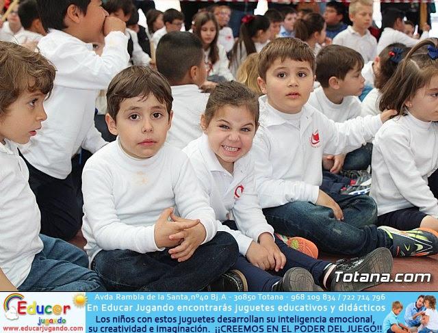Procesión Infantil - Colegio Santa Eulalia. Semana Santa 2019 - 13