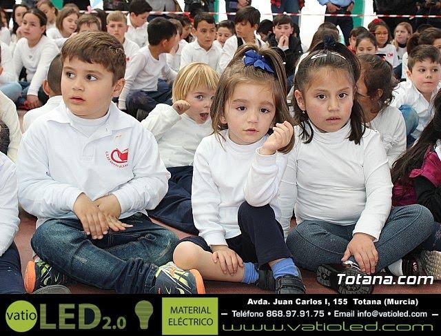Procesión Infantil - Colegio Santa Eulalia. Semana Santa 2019 - 15