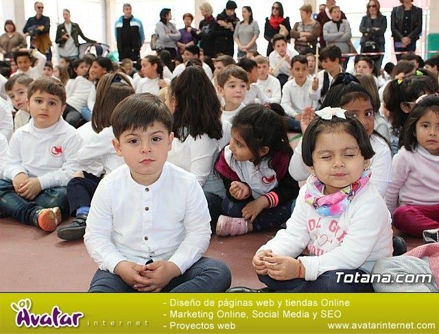 Procesión Infantil - Colegio Santa Eulalia. Semana Santa 2019 - 18