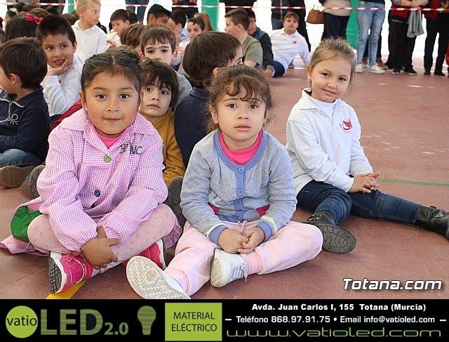 Procesión Infantil - Colegio Santa Eulalia. Semana Santa 2019 - 21