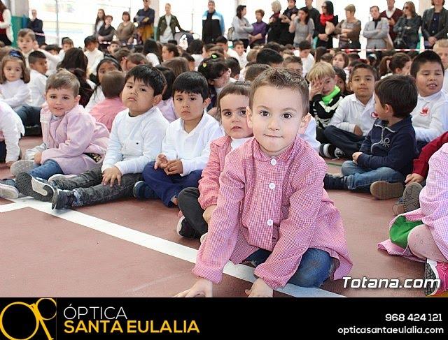Procesión Infantil - Colegio Santa Eulalia. Semana Santa 2019 - 22