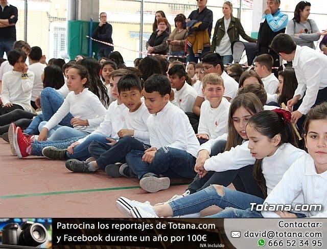 Procesión Infantil - Colegio Santa Eulalia. Semana Santa 2019 - 28