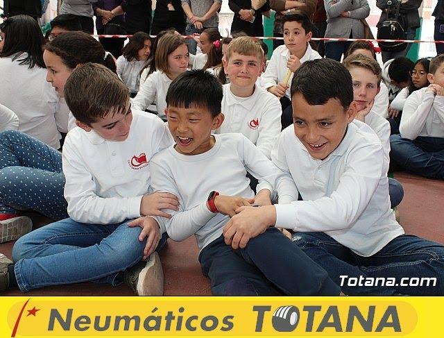 Procesión Infantil - Colegio Santa Eulalia. Semana Santa 2019 - 31