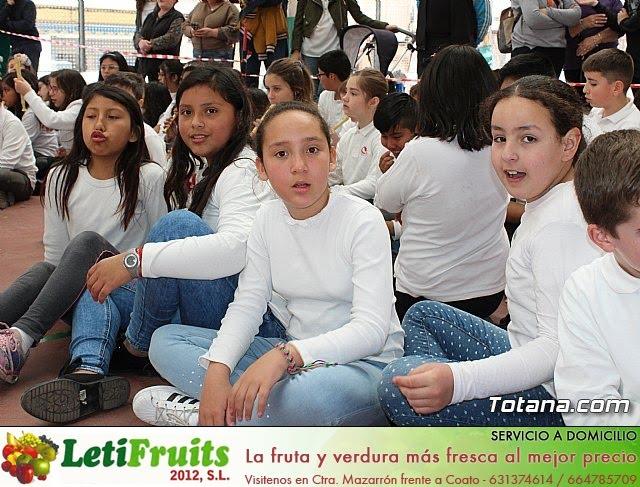 Procesión Infantil - Colegio Santa Eulalia. Semana Santa 2019 - 32