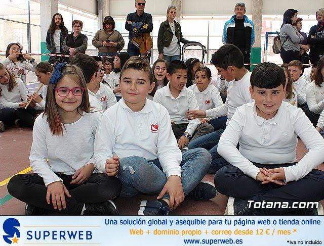 Procesión Infantil - Colegio Santa Eulalia. Semana Santa 2019 - 35