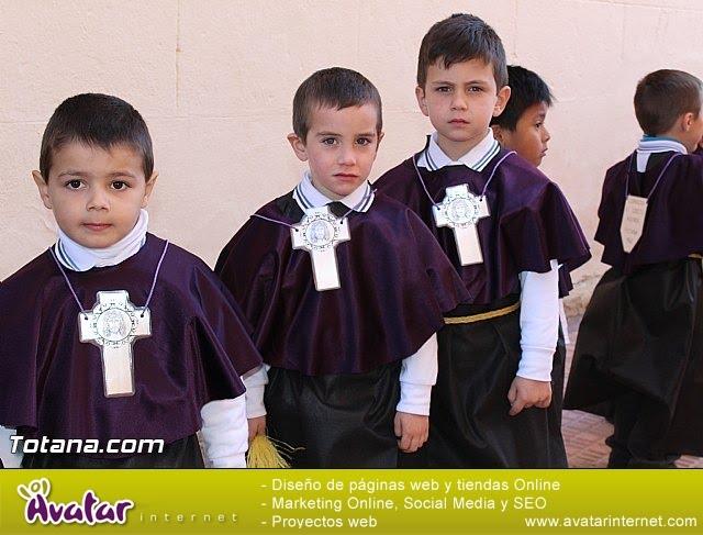 Procesión infantil Colegio La Milagrosa - Semana Santa 2015 - 3