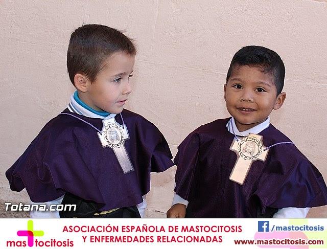 Procesión infantil Colegio La Milagrosa - Semana Santa 2015 - 5