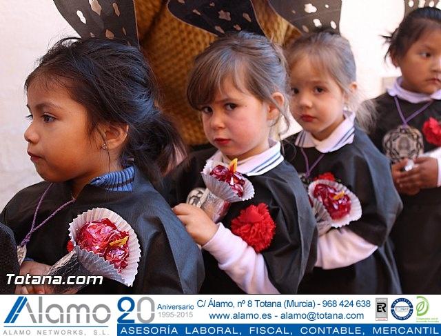 Procesión infantil Colegio La Milagrosa - Semana Santa 2015 - 15