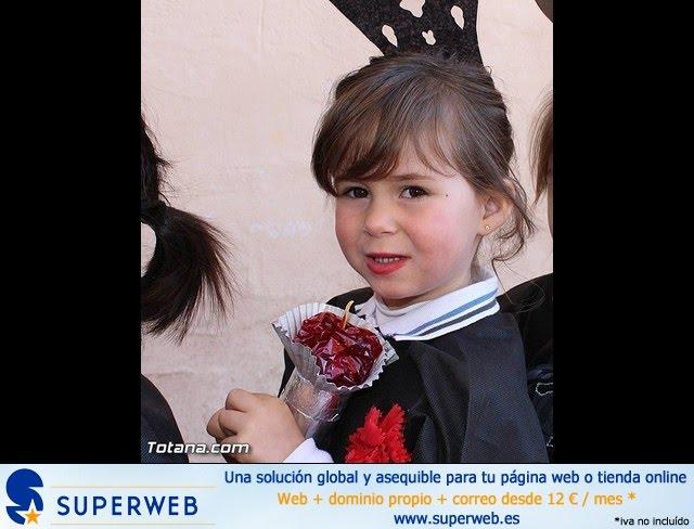 Procesión infantil Colegio La Milagrosa - Semana Santa 2015 - 16