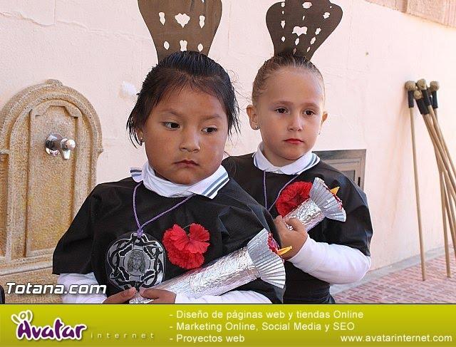 Procesión infantil Colegio La Milagrosa - Semana Santa 2015 - 17