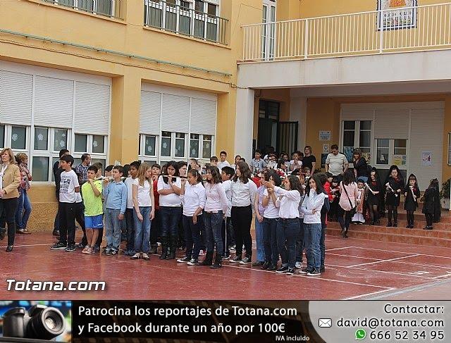 Procesión infantil. Colegio Santa Eulalia - Semana Santa 2014 - 2