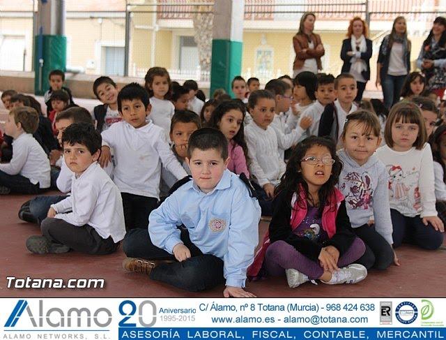 Procesión infantil. Colegio Santa Eulalia - Semana Santa 2014 - 5