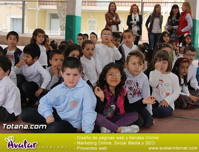 Procesión infantil. Colegio Santa Eulalia - Semana Santa 2014 - 8
