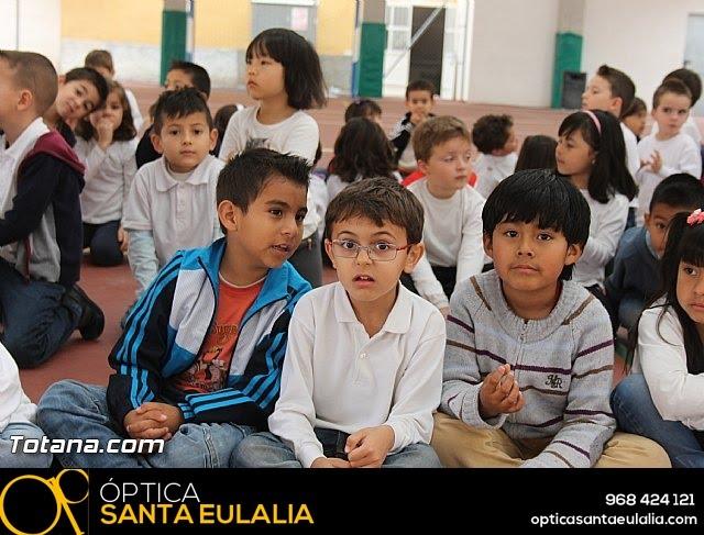 Procesión infantil. Colegio Santa Eulalia - Semana Santa 2014 - 10
