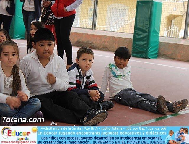 Procesión infantil. Colegio Santa Eulalia - Semana Santa 2014 - 13