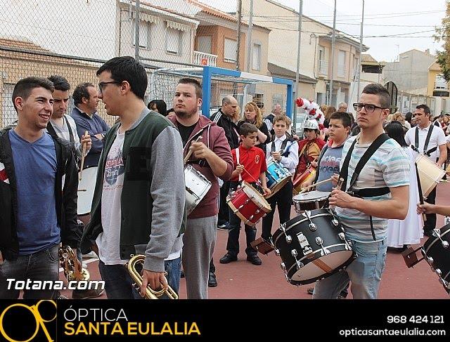 Procesión infantil. Colegio Santa Eulalia - Semana Santa 2014 - 20