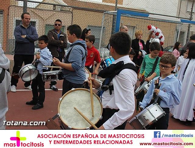 Procesión infantil. Colegio Santa Eulalia - Semana Santa 2014 - 22