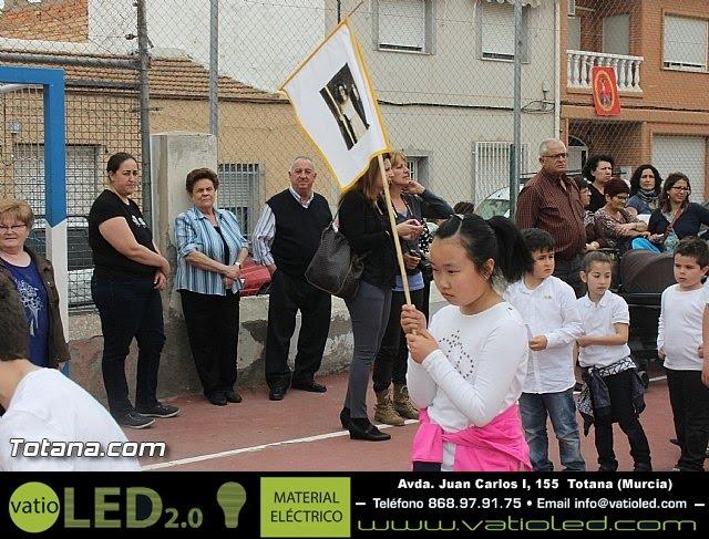 Procesión infantil. Colegio Santa Eulalia - Semana Santa 2014 - 28