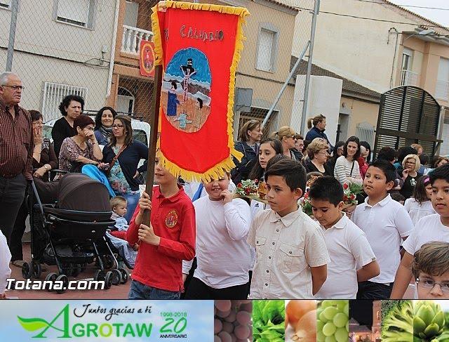 Procesión infantil. Colegio Santa Eulalia - Semana Santa 2014 - 35