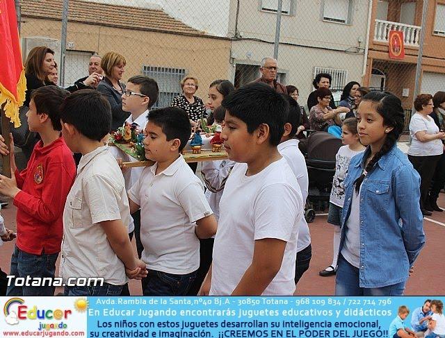 Procesión infantil. Colegio Santa Eulalia - Semana Santa 2014 - 37