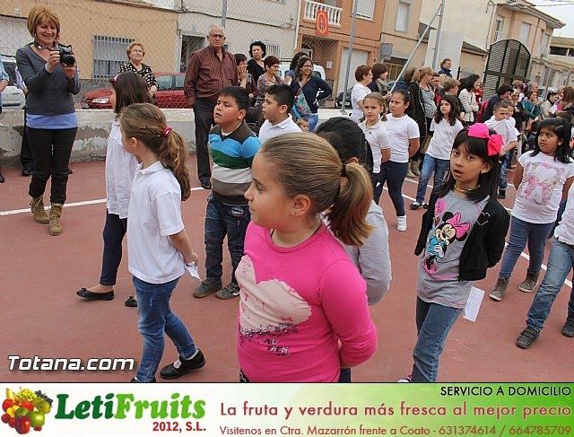 Procesión infantil. Colegio Santa Eulalia - Semana Santa 2014 - 40