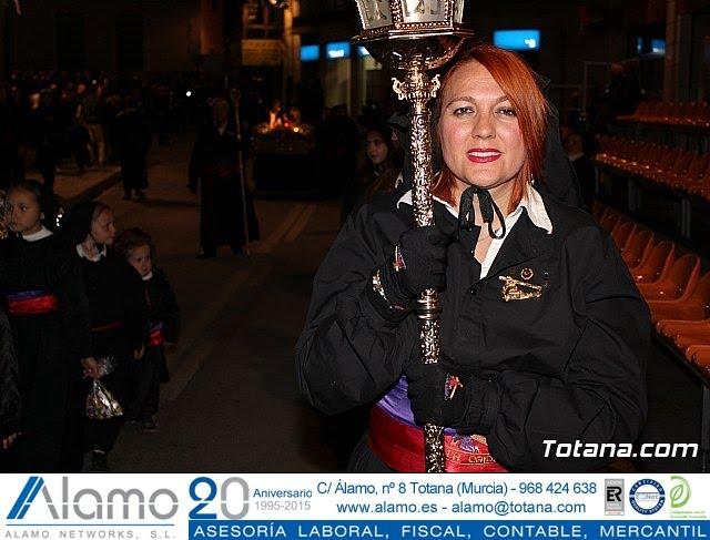 Procesión del Santo Entierro (salida) - Semana Santa de Totana 2018 - 15
