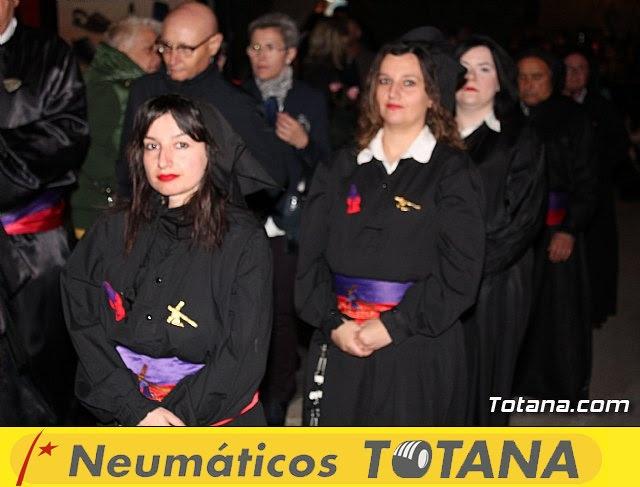 Procesión del Santo Entierro (salida) - Semana Santa de Totana 2018 - 20