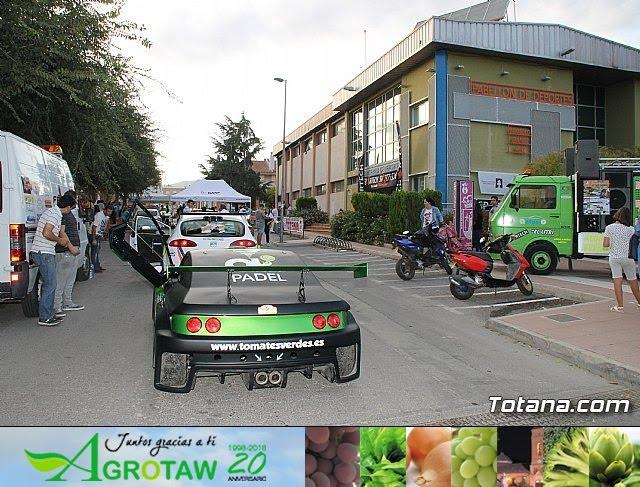 Verificaciones técnicas Rally Subida a La Santa 2017 - 2
