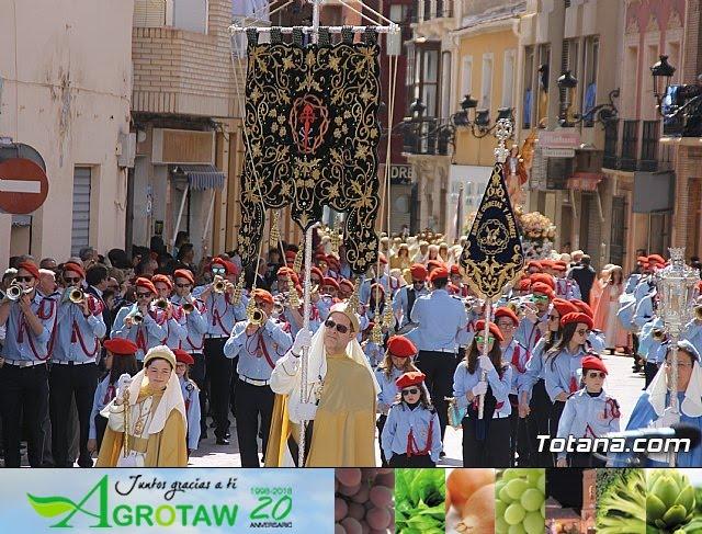 Domingo de Resurrección - Procesión del Encuentro. Semana Santa 2018 - 30
