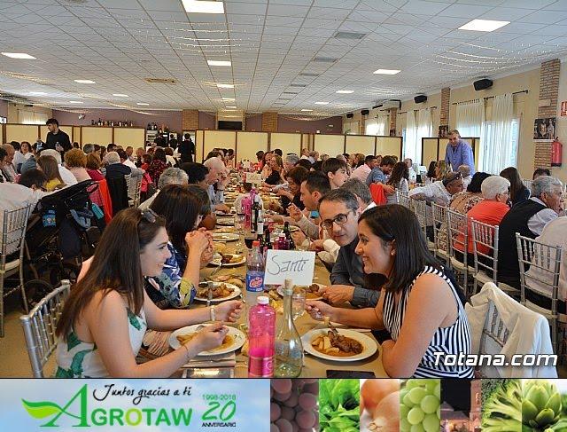 Comida-gala Hdad. de Santa María Salomé y Ecce Homo 2019 - 16