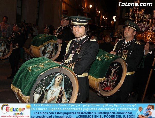Salutación a la Virgen de los Dolores - Semana Santa 2014 - 22