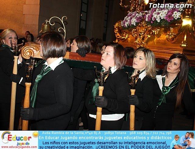Salutación a la Virgen de los Dolores - Semana Santa 2014 - 23