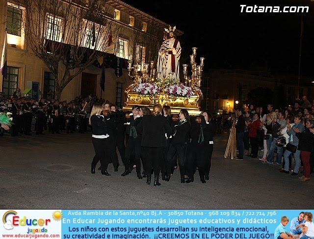 Salutación a la Virgen de los Dolores - Semana Santa 2014 - 56