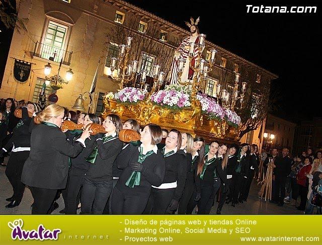 Salutación a la Virgen de los Dolores - Semana Santa 2014 - 57