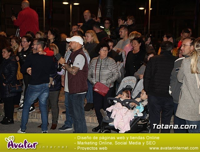 Salutación a Ntra. Sra. de los Dolores - Semana Santa 2019 - 15