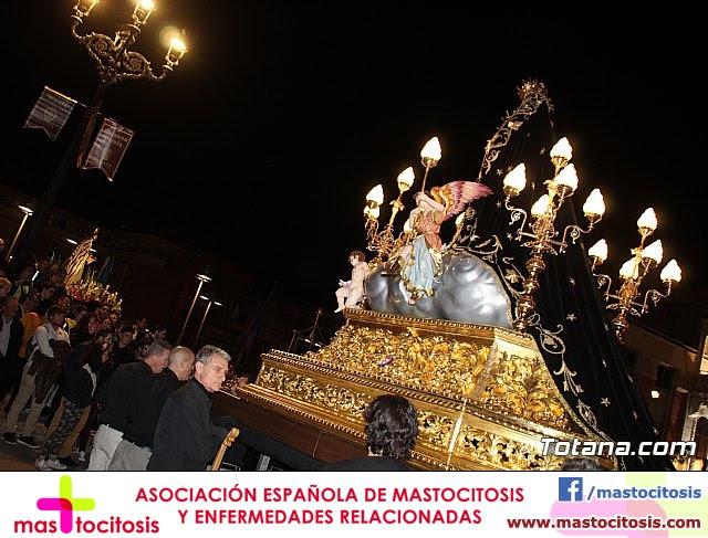 Salutación a Ntra. Sra. de los Dolores - Semana Santa 2019 - 28