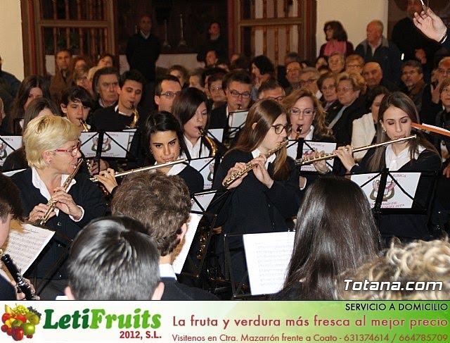 Concierto de Semana Santa XXV Aniversario Banda de Música Hdad. de San Juan Evangelista - 9
