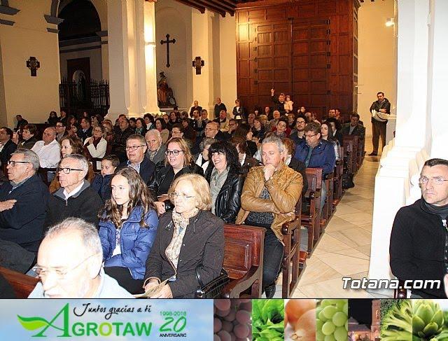 Concierto de Semana Santa XXV Aniversario Banda de Música Hdad. de San Juan Evangelista - 17